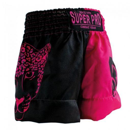 Super Pro Thai Boxingshort Leopard - Leopard
