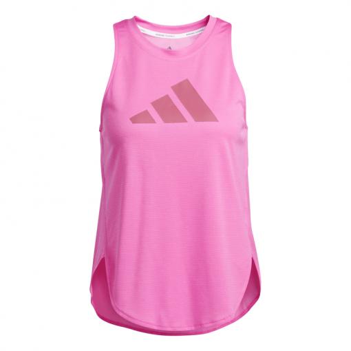 Adidas dames singlet Bos Logo Tank - Scrpnk