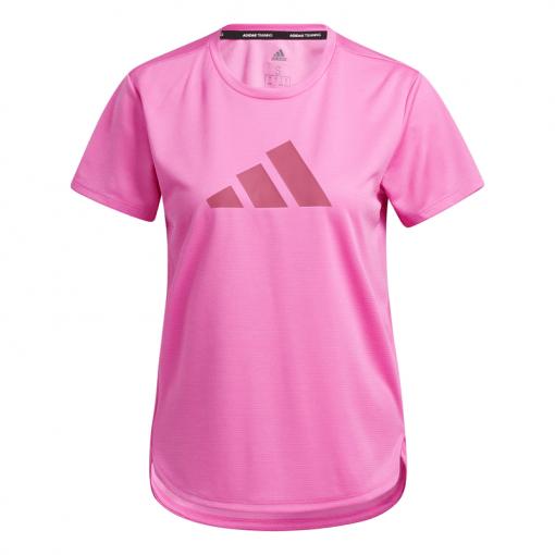 Adidas dames t-shirt Bog Logo Tee - Scrpnk