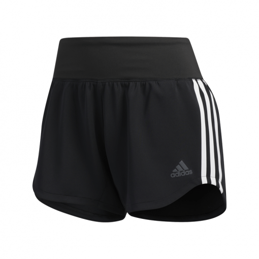Adidas dames short 3S Woven Gym Short - Zwart