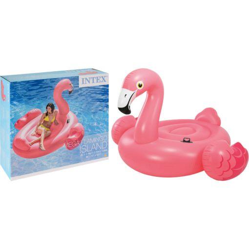 Intex opblaasbaar luchtbed Flamingo Mega Groot - Mega Groot
