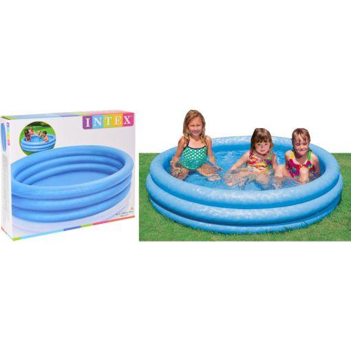 Intex opblaaszwembad 3 Rings 168x38 cm - 3 Rings