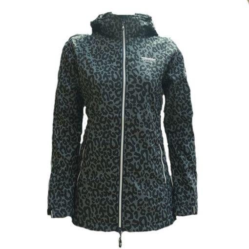 Nordberg dames softshell jas Tiger Ladies - AT Antra