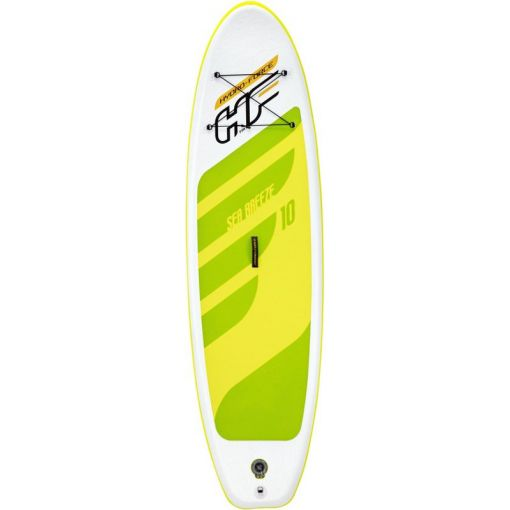 Bestway Supboard Sea Breeze Sup - Weiss/Lemo