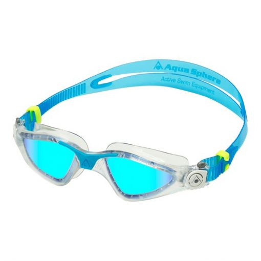Kayenne Blue Titanium Lens - Clear/Turquise