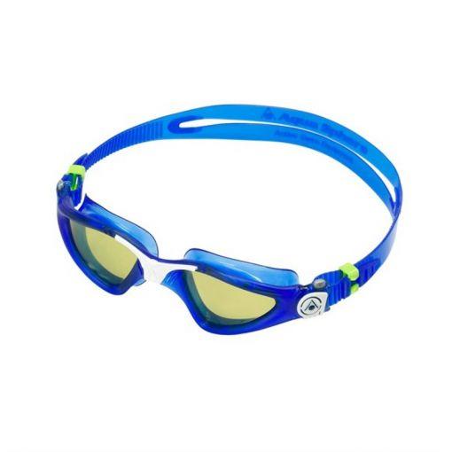 Kayenne Green Polraized Lens - Dark Blue/White
