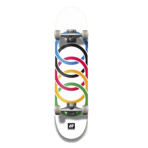 Hydroponic skateboard OG Complete 8.0 - Zwart