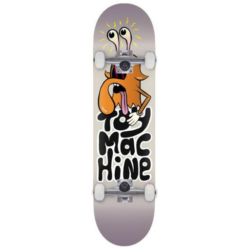 Toy Machine skateboard Noah Merit 8.125 - Zwart