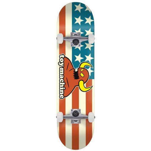 Toy Machine skateboard American Monsters 7.75 - Zwart