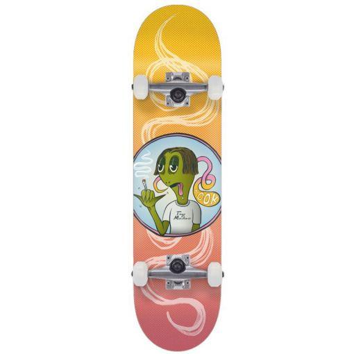 Toy Machine skateboard Stoner Sect 8.5 - Zwart