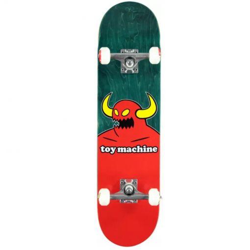 Toy Machine skateboard Monster Complete 8.0 - Zwart