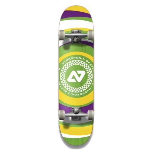 Hydroponic skateboard Circular Complete 8.0 - Zwart