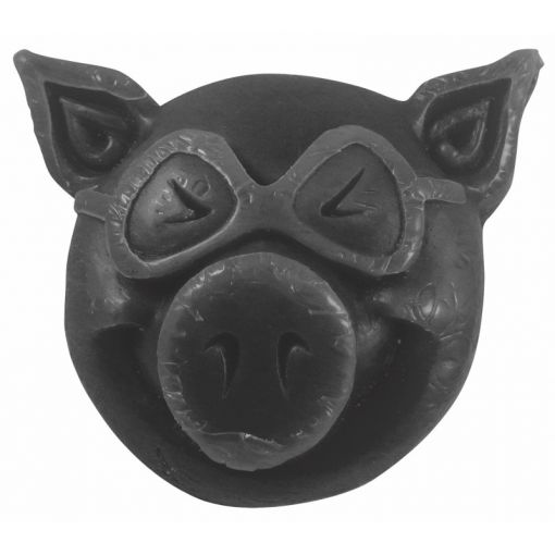 Pig Pig USA Head skateboard Wax - Zwart