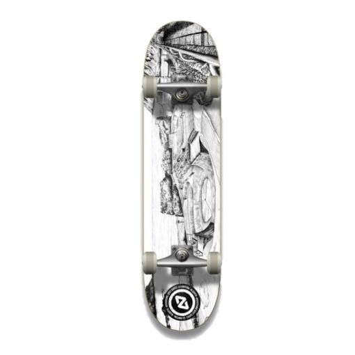 Hydroponic skateboard Spot Serie La Kantera - Zwart