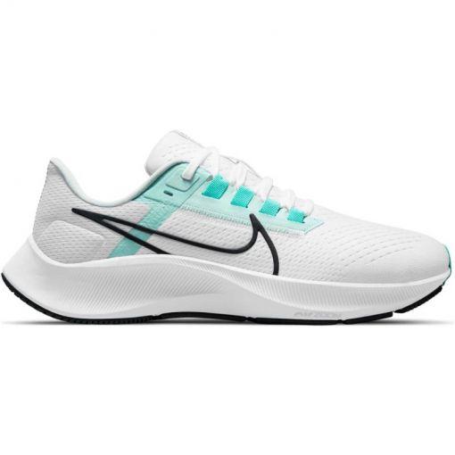 Nike dames hardloopschoen Air Zoom Pegasus 38 - 102 White/ Oil-Grey