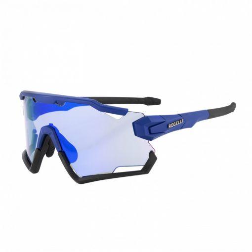 Rogelli wielrenbril Switch - Blauw