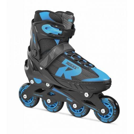 Roces junior inline skate Jokey 2.0 Boy - Black/ Blue