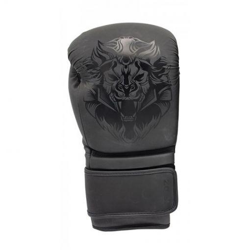 Leo bokshandschoenen Osaka Gloves - Mat Black