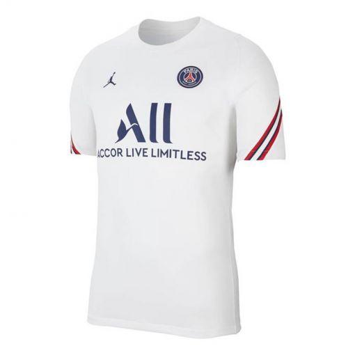 PSG heren t-shirt training 21/22 - 101 WHITE/WHITE/WHITE/MIDNIGHT