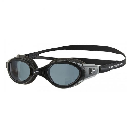 Speedo zwembril Futura Biofuse Flex Black - B976 BlaSmo