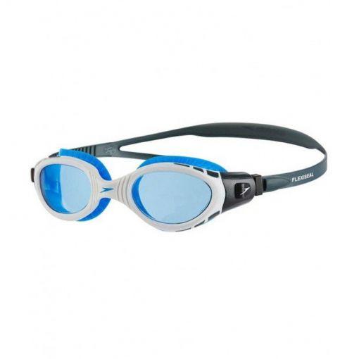 Speedo zwembril Futura Biofuse Flex Blue - C107 WhiBlu
