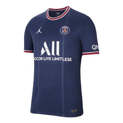 PSG heren thuis shirt 21/22 - 411 MIDNIGHT NAVY/UNIVERSITY R