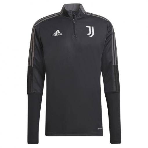 Juventus heren trainingstop 21/22 - grijs