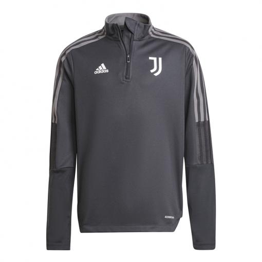 Juventus junior trainingstop 21/22 - grijs