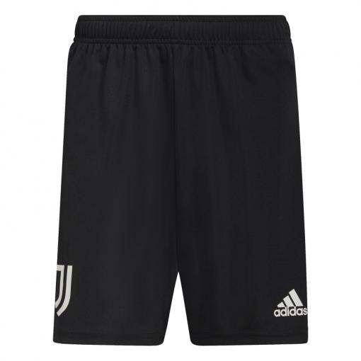 Juventus heren training short 21/22 - zwart