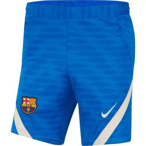 FC Barcelona heren training short 21/22 - 427 SOAR/PALE IVORY/PALE IVORY