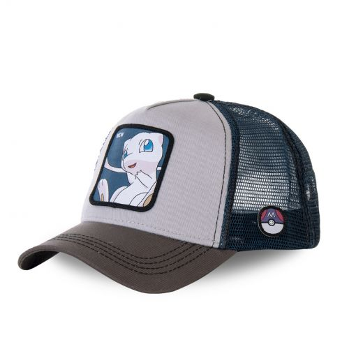 Capslab pet Pokemon Mew - 430 Grijs