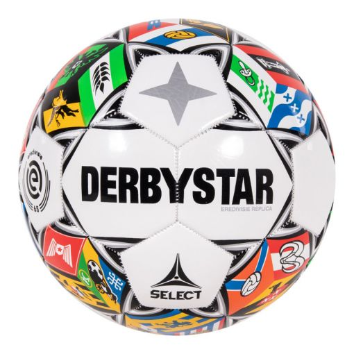 Derbystar Eredivisie Design Replica - 1234 Multi Colour