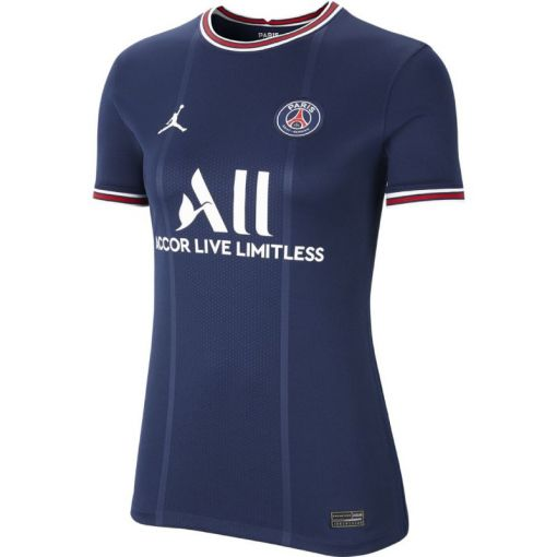 PSG dames thuis shirt 21/22 - 411 MIDNIGHT NAVY/UNIVERSITY R