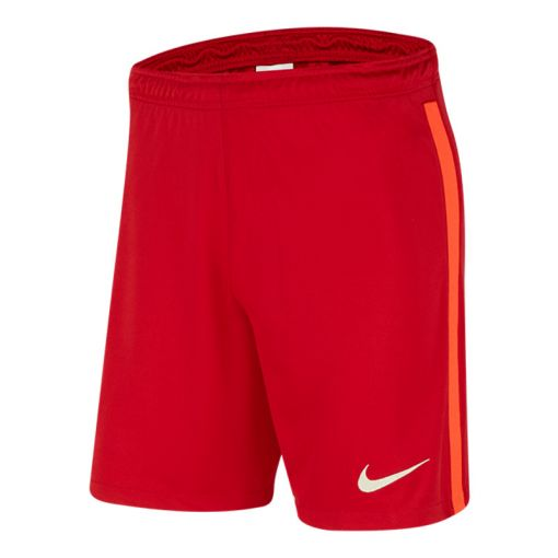 Liverpool FC heren thuis short 21/22 - 687 GYM RED/FOSSIL