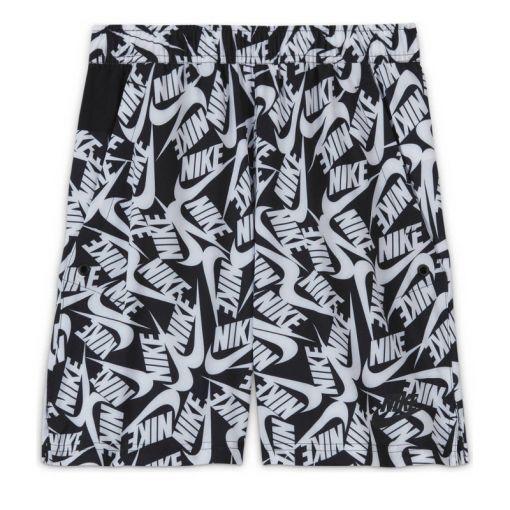 Nike jongens short Sportswear Big Kids - Zwart