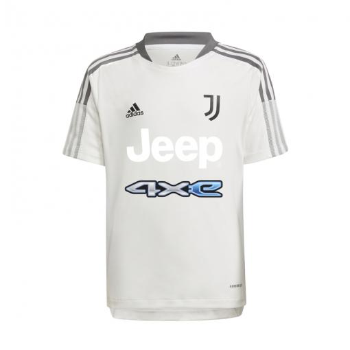 Juventus junior trainings shirt 21/22 - 000 CWHITE