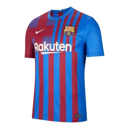 FC Barcelona thuis shirt 21/22 - 428 SOAR/PALE IVORY