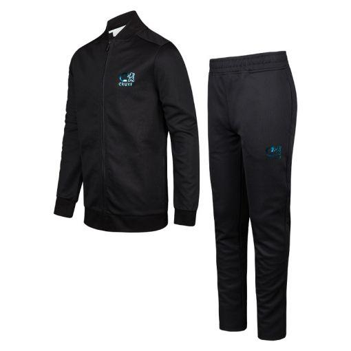 Lotus Suit - 971 Black