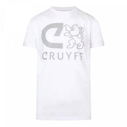 Cruyff heren t-shirt Hernandez Ss Tee - Wit