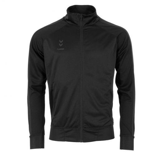Hummel trainingsjack Ground Pro Full Zip Jacket - Zwart