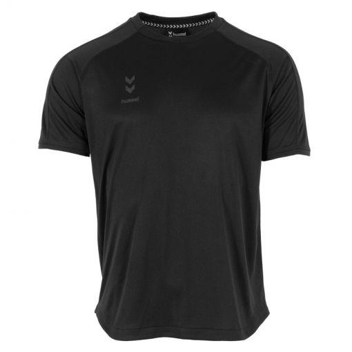Hummel Ground Pro T-shirt - Zwart