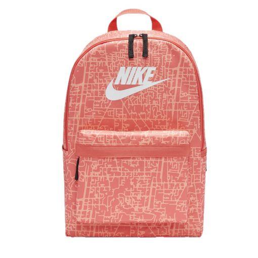 Nike rugzak Heritage Backpack - 814 MAGIC EMBER/BLACK/WHITE