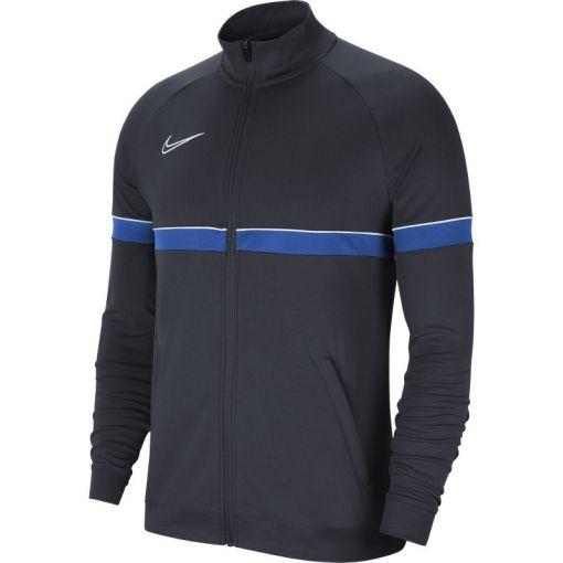 Nike trainingsjack Dri-Fit Academy Mens Knit Socce - 453 OBSIDIAN/WHITE/ROYAL BLUE/