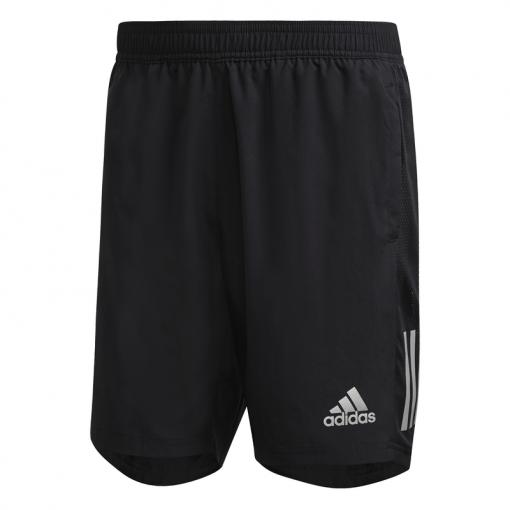 Own The Run Short - Zwart
