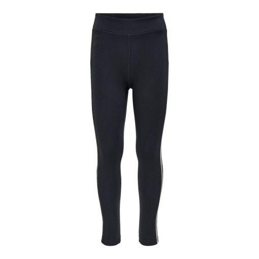Only meisjes tight Jooda ATHL Tights - 189820001 Blue Graphite/w. Whi