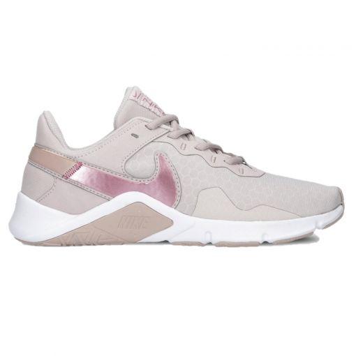 Nike dames fitness schoen Legend Essential Tr. - 003 Platinum Violet