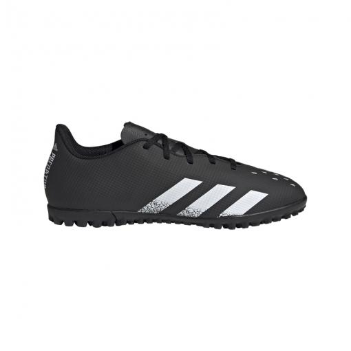 Adidas heren kunstgras voetbalschoen Predator Freak Tf - Cblack/Wht