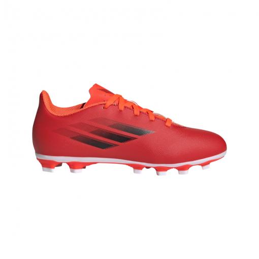Adidas junior voetbalschoen X Speedflow - Red/Cblack