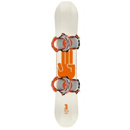 Bataleon snowboard Chaser - Zwart